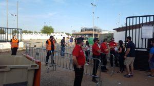Suman Seguridad en el concierto de Melendi en Cáceres