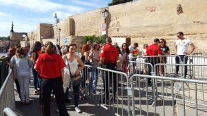 Suman Seguridad en la fiesta de Los Palomos Badajoz